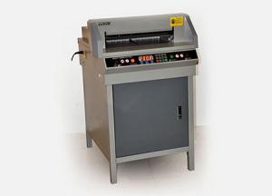 大祥(前锋)数控切纸机G450VS